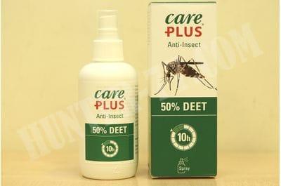 Спрей от комаров 50% DEET Care Plus