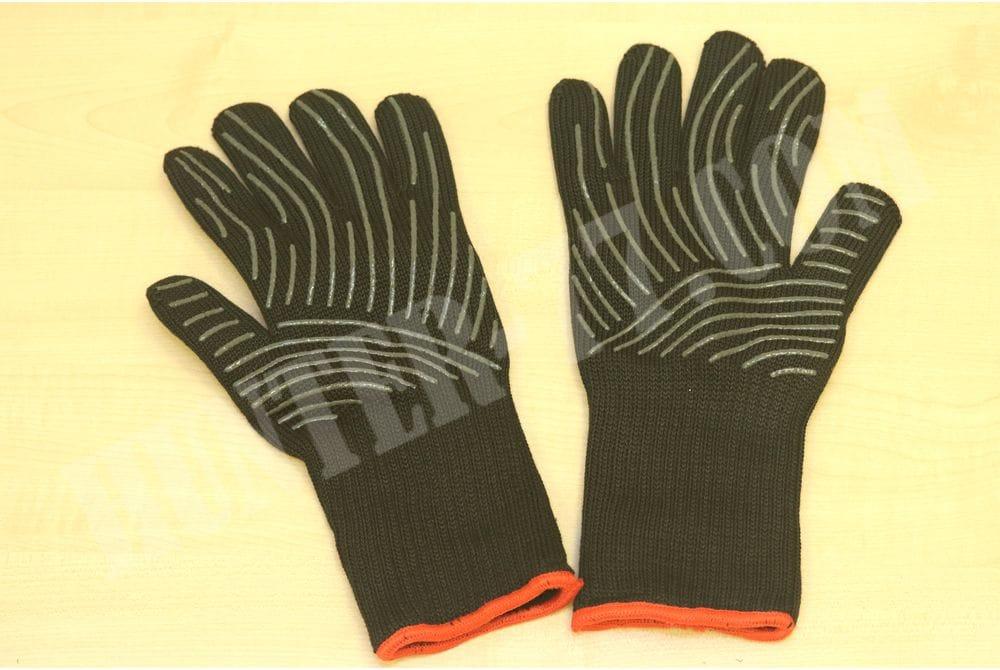Перчатки для гриля Weber 6535 Premium Black Grilling Gloves, L/XL