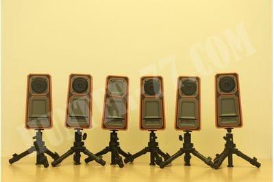 LR-3 + 4 доп. Камеры 2 Mile UHD TARGETVISION 3,3 км беспроводного наблюдения за мишенями
