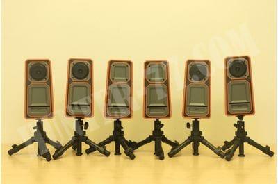 LR-3 + 3 Доп. Камеры + Доп. Антенна - 2 Mile UHD TARGETVISION 3,3 км беспроводного наблюдения за мишенями