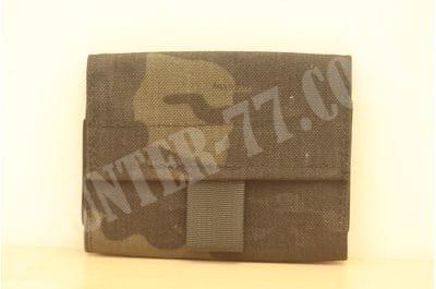 Hunter Ammo Wallet  Multicam Black