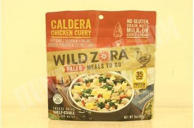 Meals - Caldera Chicken Curry Wild Zora Foods
