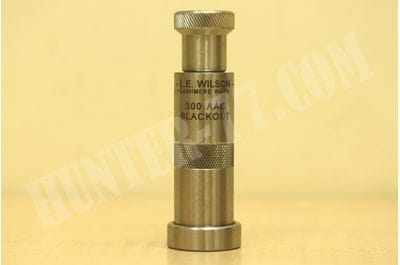 L.E. WILSON, INC. - WILSON 300 AAC Blackout Chamber Type Seater Die