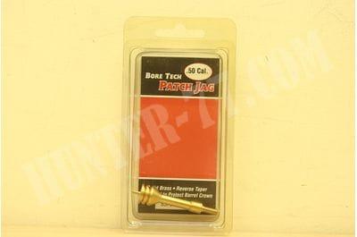 Игольчатый латунный вишер .50 CAL BRASS V-STIX PATCH JAG .50 CAL Bore Tech .50 CAL :SSPJ-50-000