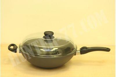 Сковорода вок 32 см Hoffmann