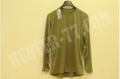 L1 Рубашка Койот слой 1 легкое влагоотводящее термобелье GEN III LEVEL 1 MULTICAM COYOTE LIGHTWEIGHT MILLIKEN UNDERSHIRT ECWCS