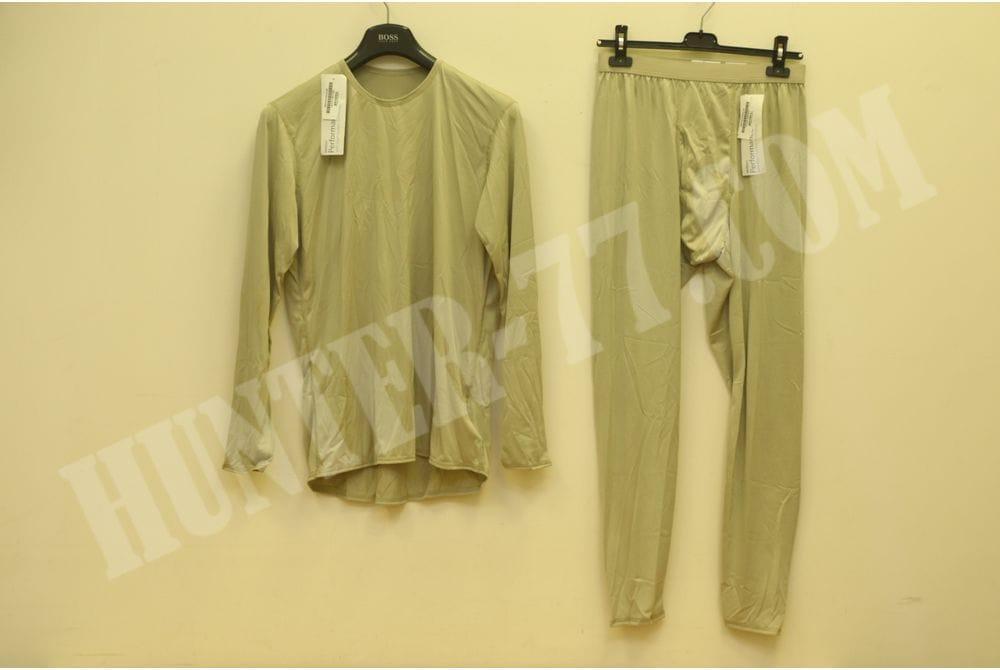 L1 Костюм Тан рубашка-кальсоны Легкое влагоотводящее термобелье  Слой 1  GEN III LEVEL 1