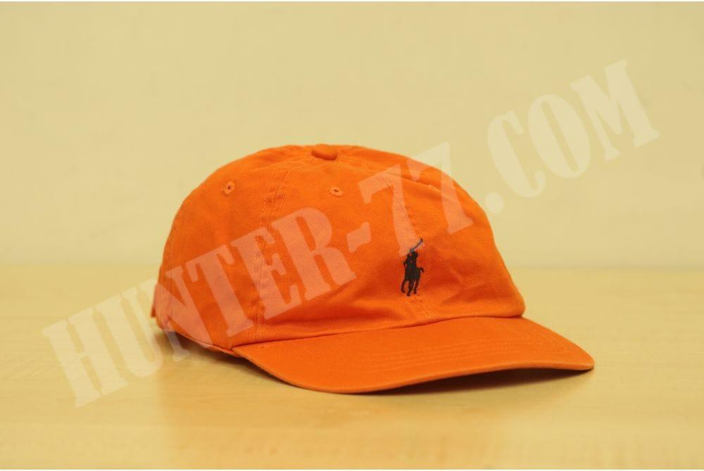 Бейсболка Ralph Lauren оранжевая