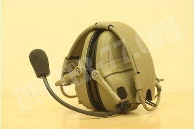 Наушники активные OPS-CORE AMP Standard Tan 499