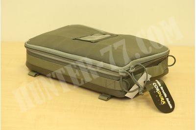 Сумка-рюкзак серая для магазинов AR-15/M4/M16, AK