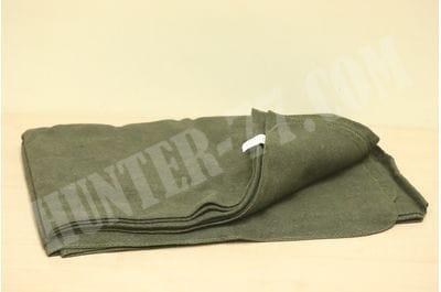 Огнестойкое одеяло EverOne зеленое 80% шерсти 168 X 229 см