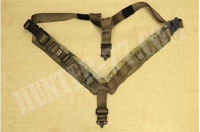 Ремень биатлонный Multicam Arid QD Push Button / Flush Cups TAB Gear
