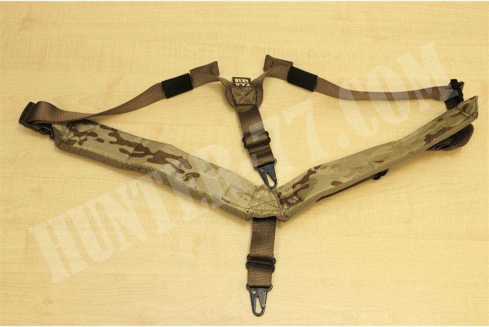 Ремень биатлонный HK Hooks Multicam Arid TAB Gear
