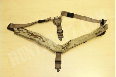 Ремень биатлонный Multicam Arid  heavy duty swivel TAB Gear