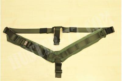 Ремень биатлонный без креплений OD Green TAB Gear