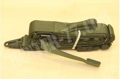 Ремень TAB Pinnacle PRS HK / AI OD Green для винтовки