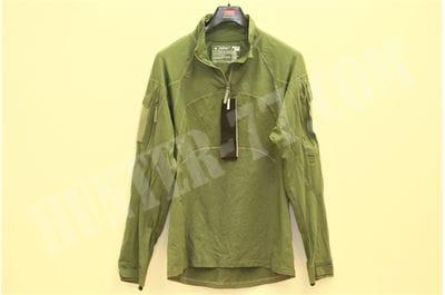 Боевая рубашка Sage Green ADVANCED  NAVAIR 1/4 Zip Massif