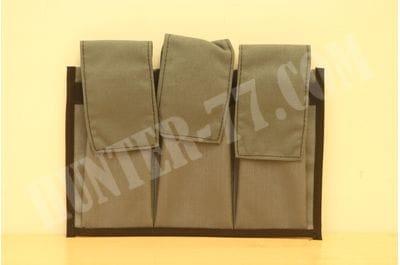 Тройной подсумок серый MKII LaRue Tactical