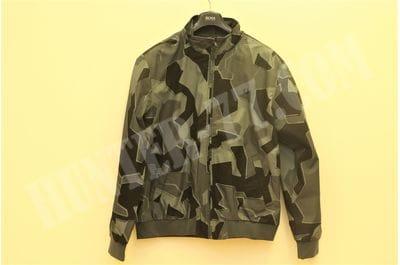 Куртка Fred Perry Arktis Brentham Ak Blue Camo CJ4048