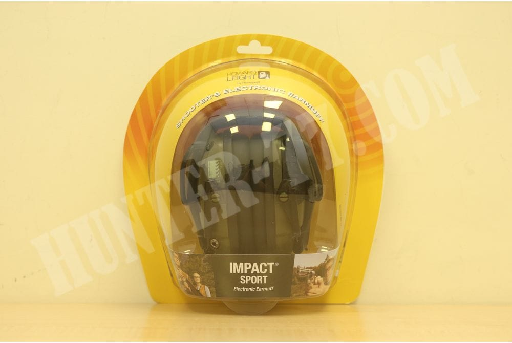 Активные наушники Howard Leight Impact Sport ELECTRONIC EARMUFFS R-01526