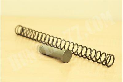 Буферная пружина из плетеной проволоки с буфером H1 Geissele Super 42 AR-15 #: 05-495