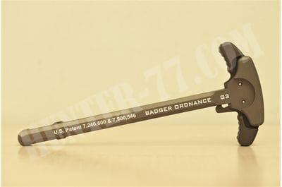 Рукоятка взведения затвора Badger Ordnance Gen 3 AR-15 Tan #: 249-60T