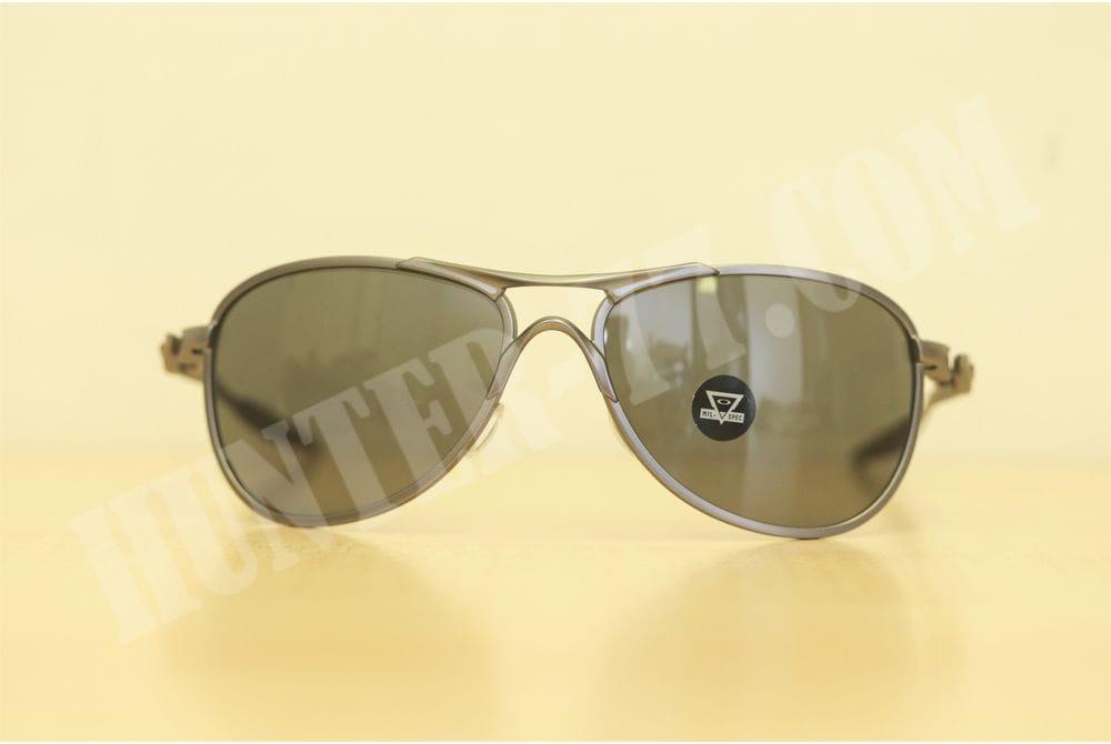 Баллистические очки Oakley SI Ballistic Crosshair Gunmetal (frame) - Gray (lens) #: OO4069-02