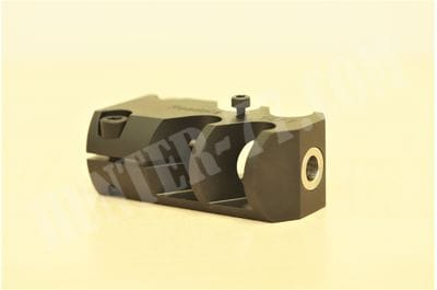 Дульный тормоз ДТК Roedale precision 18 х 1,0 фосфатированный