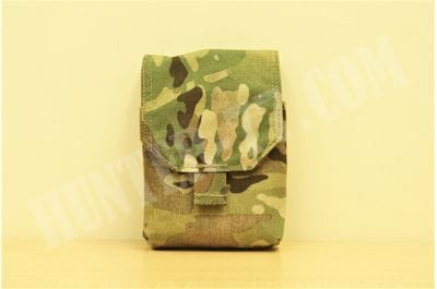 TYR Tactical® MR - Single 338 Remington 10 Round Rifle Mag Pouch multicam TYR-MR210-MC