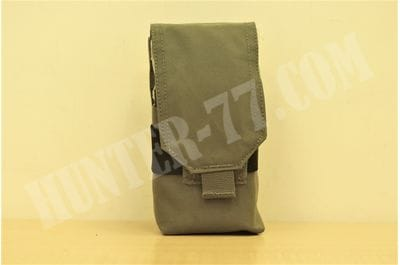 TYR Tactical® MR - Double 7.62 Rifle Mag Pouch (SR25) Gray  TYR-MR701-GRY