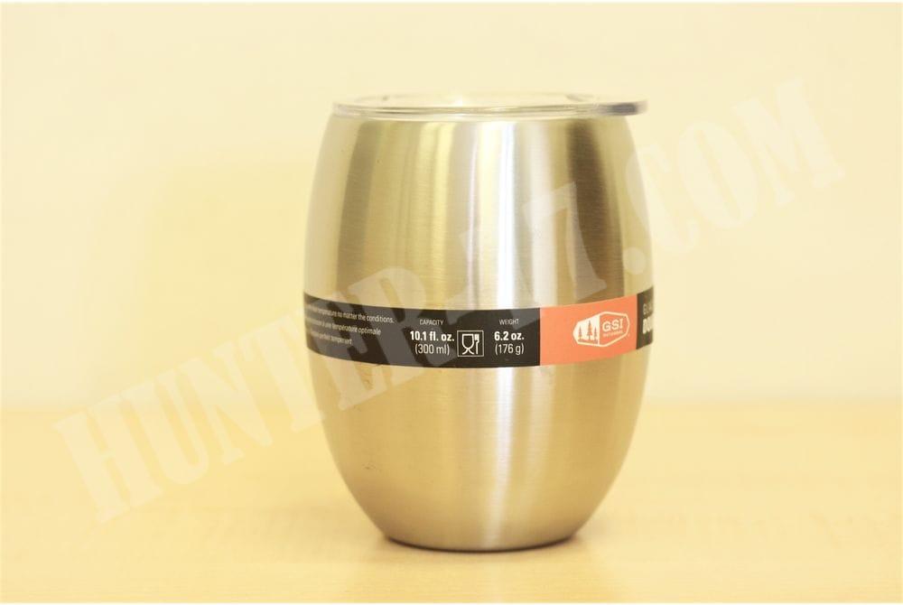 Термостакан для вина 0.3L GSI Outdoors  стальной с крышкой