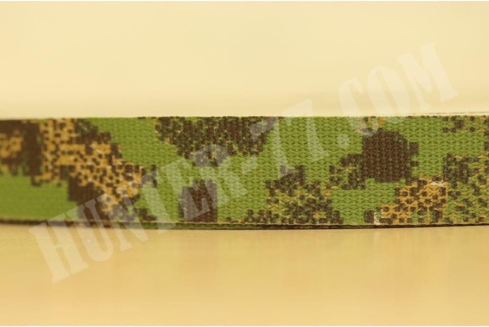 """Стропа 25 мм 1"""" PenCott GreenZone Mil-Spec A-A-55301 T-III  односторонняя MMI Textiles"""