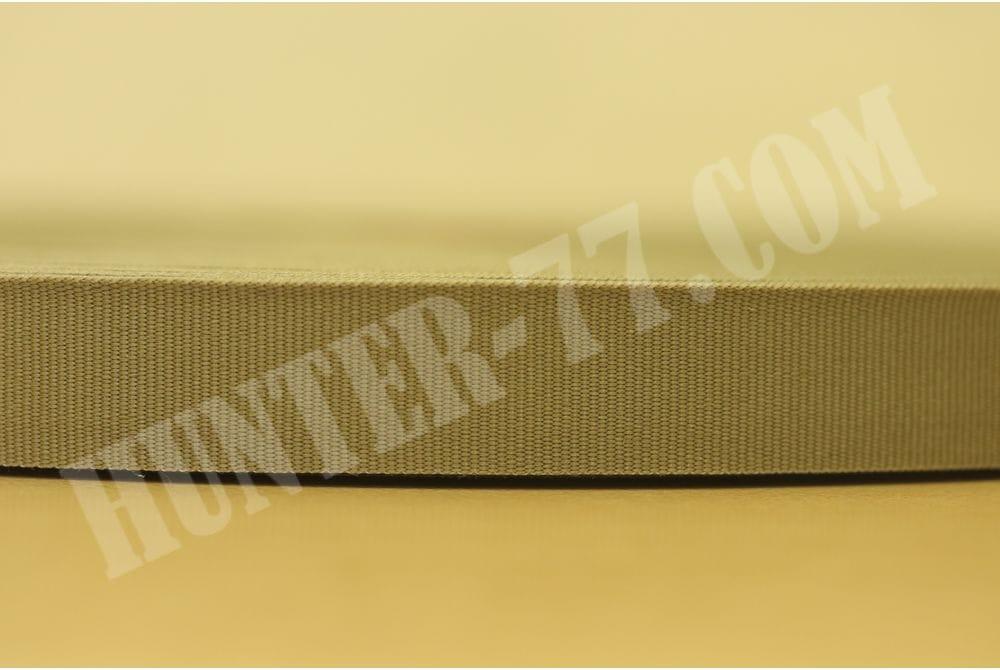 """Лента окантовочная 20мм Tan 499 .75"""" Mil-Spec MIL-PRF-5038 T-III MMI Textiles"""