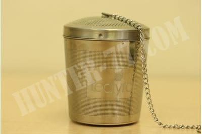 easyTEA Loose Leaf Tea Strainer : Tea Infuser : Tea Steeper : Tea Basket in Stainless Steel