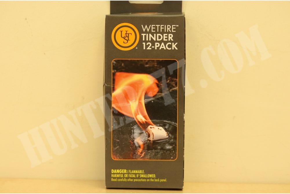 Трут огненный пропитанный  в  упаковке для выживания MIL SPEC
