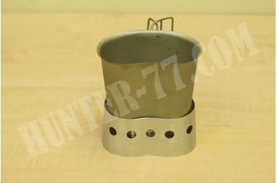 luminum Canteen Cup Stove And Stand Rothco Canteen Cup Stove/Stand Fits S/S Cup