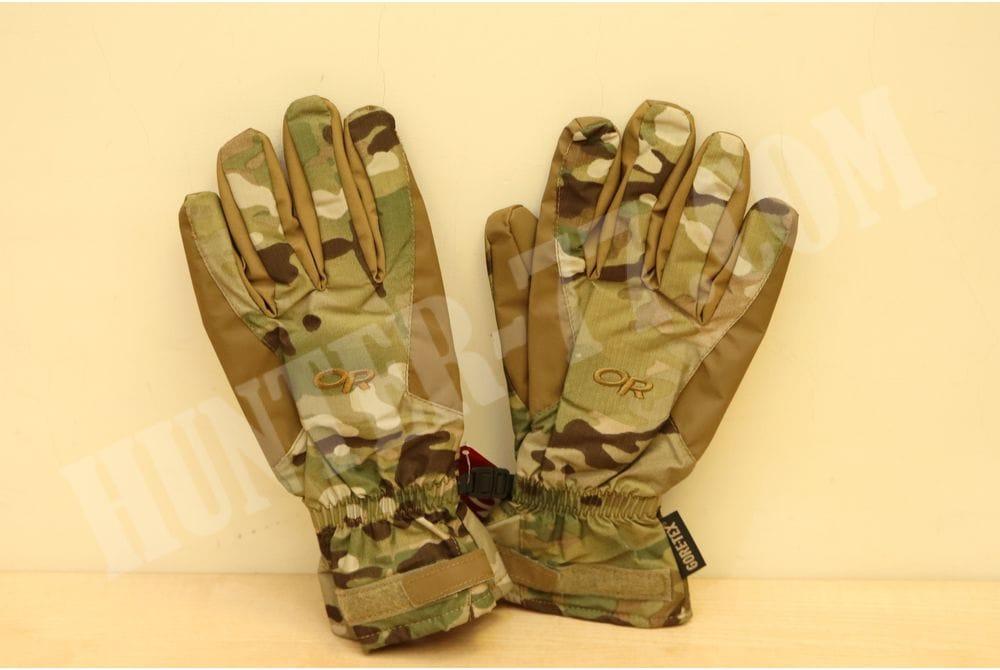 Перчатки OR Посейдон Мультикам