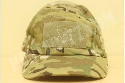 Baseball cap ADS Military Special Operations multicam