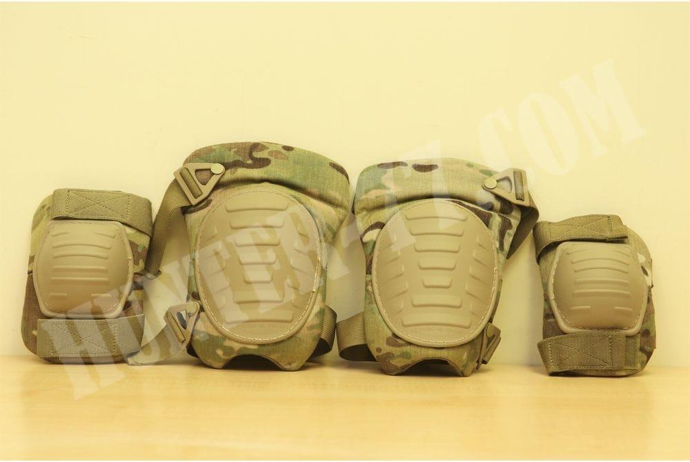 Наколенники налокотники мультикам армии США