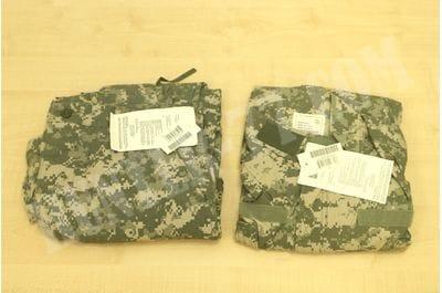 Suit Set Coat/Shirt Pants ACU US Army Military Combat Uniform FR FRACU