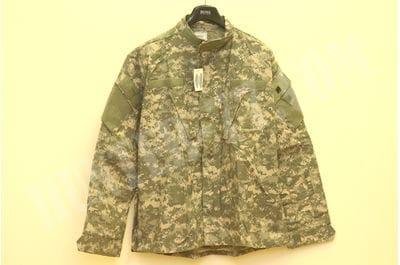 Military Coat Shirt Army Combat Uniform Digital ACU Defender FR FRACU