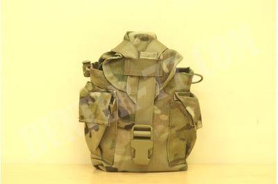 Походный набор: котелок + фляга + чехол армии США