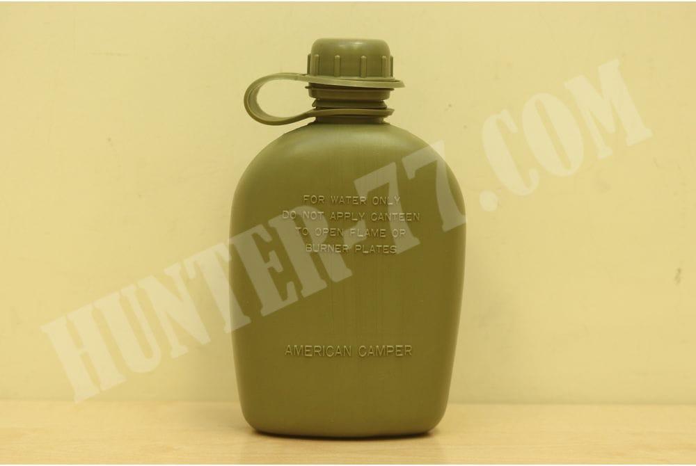 Фляга  армейская пластиковая 0,6L