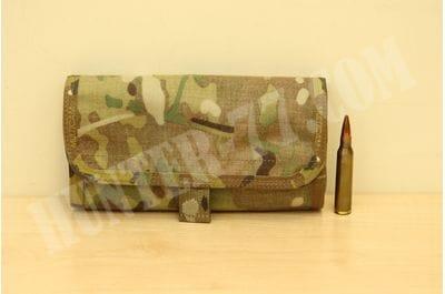 Sniper tactical travel bag 338LM for 30 rounds multicam