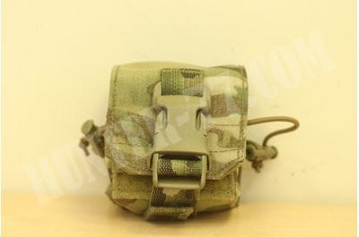 Tactical Rifle Ammo Pouch Standard/Short Action 10rnd AI Multicam