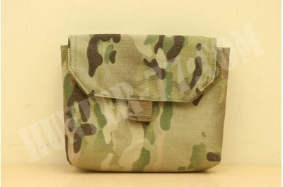 TYR Tactical® Rifle Mag Pouch - Single Barrett 50 Cal. 8 Round
