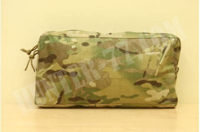 "TYR Tactical® General Purpose Pouch - Large 12"" x 6"" TYR-GP126-MC MultiCam"