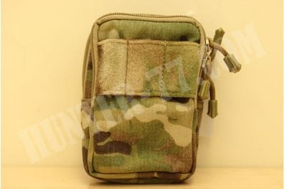 "6""х 4""х 2"" Emdom SVP (Small Vertical Pouch) multicam"