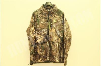 Куртка для охоты теплая Ундер Армор флис 355g