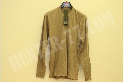 T-shirt Massif Tan Long Sleeve